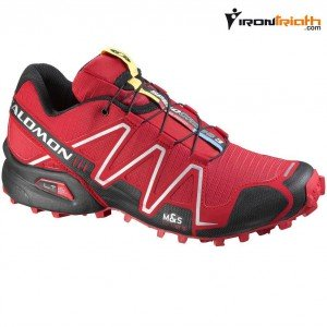 Zapatilla trail Salomon SpeedCross 3 CS