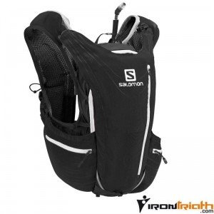 Mochila Salomon Advance Skin 12 Set Aluminium