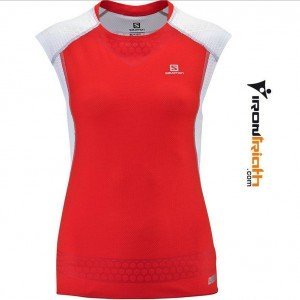 Camiseta Salomon S-Lab Exo Tank W's