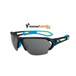 Gafas Cébé S'Track Large Negro blue