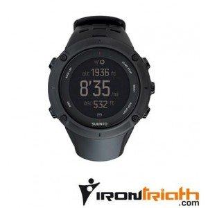 Reloj GPS Suunto Ambit3 Peak Black HR