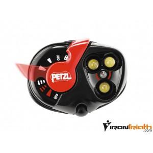 Frontal Petzl e+Lite