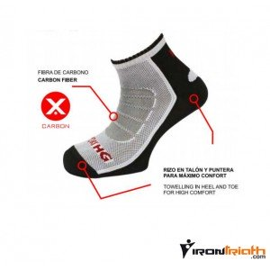 Calcetines Sport HG Carbono