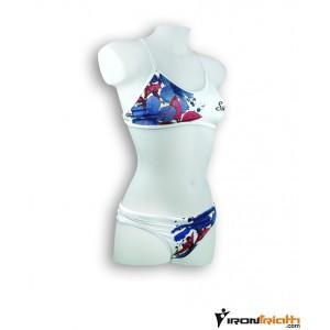 Braga Bikini Sural White
