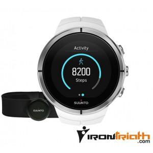 Reloj GPS Suunto Spartan Sport White HR