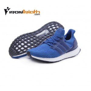 Zapatillas Adidas Ultra Boost  Azul