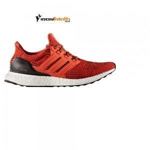 Zapatillas Adidas Ultra Boost  Narana Negro