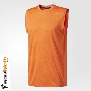 Adidas Supernova Camiseta Sin Mangas Hombre