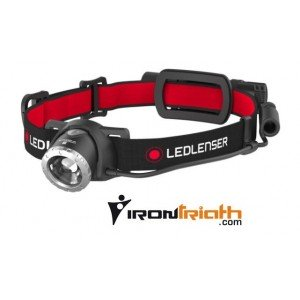 Frontal Led Lenser H 8 R
